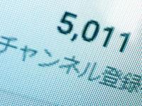 5,000登録ありがとうございます