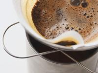 ユニフレームの「コーヒーバネットcute」でドリップコーヒーを淹れる
